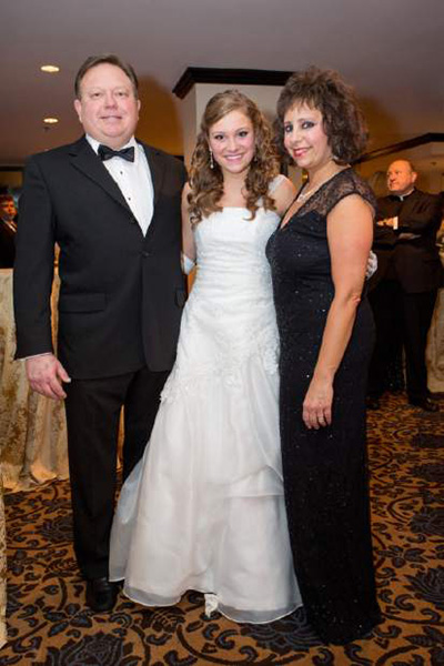 St. Lucy's Auxiliary Medallion Ball