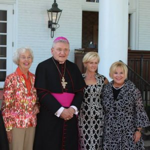 Past Presidents of St. Lucy's Auxiliary